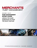 Fleet Management Buyer's Guide: Fall 2017