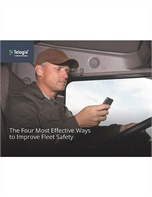 The Four Most Effective Ways to Improve Fleet Safety