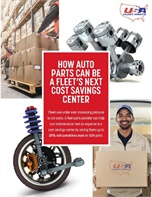 How Auto Parts Can Be A Fleet's Next Cost Savings Center