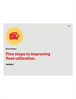 5 steps to improving fleet utilization.