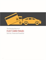 Fleet Card Fraud: Sources, Trends and Prevention