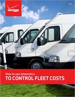 How to Use Telematics to Control Fleet Costs