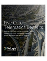 Five Core Telematics Benefits