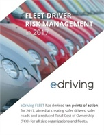 Driver Risk Management:  10 Best Practices from the Industry's Best