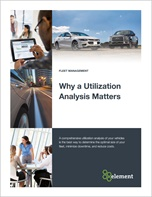 Why a Utilization Analysis Matters to Your Fleet
